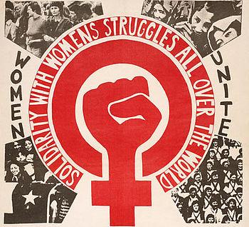 Που χρονολογείται από μια μη φεμινίστρια