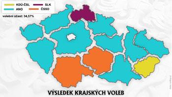Elecciones regionales en la República Checa